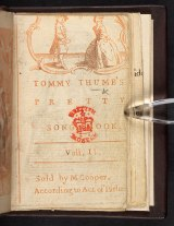 Tommy-Thumbs-Pretty-Song-Book